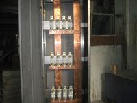 High current DC fuse