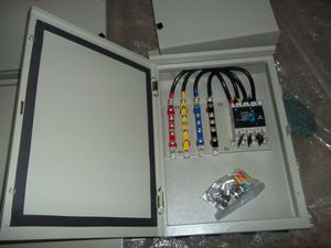 MCCB Junction Box