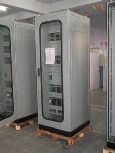 Hanut India industrial enclosures electrical panels RTU